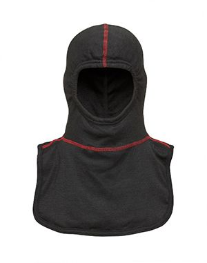Gore Particulate Hood Black Front