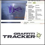 Graffiti Tracker: Identify, Track, Prosecute & Seek Restitution