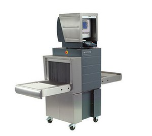 The HI-SCAN 5030si, a tabletop X-ray inspection system from Smiths Detection, can quickly screen letters and smaller packages to discover contraband that can be seized and confirmed by a manual search.