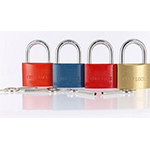 Cuff Lock: Padlock That Opens With a Handcuff Key