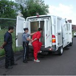 Havis Prisoner Transport Cargo Van Units