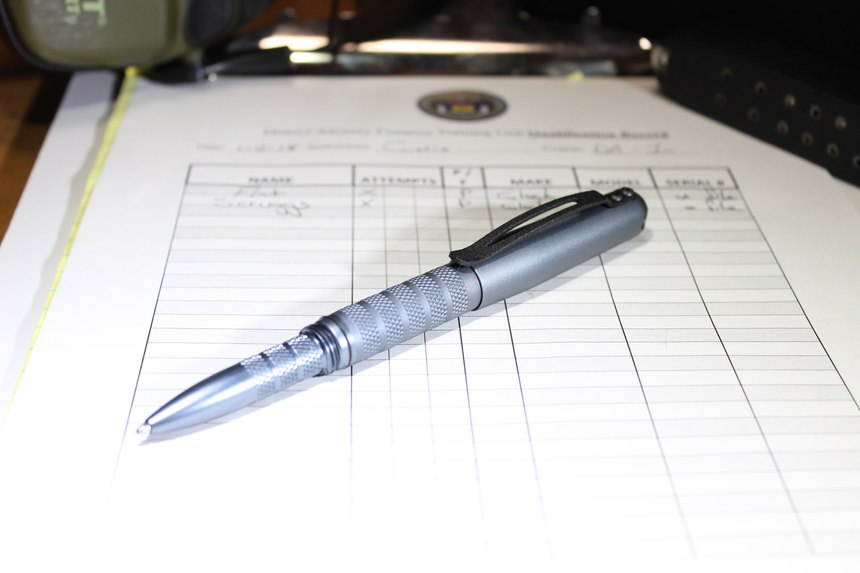 With offerings from Tuff Writer, there is no reason your pen should not be as tough as the rest of your gear.