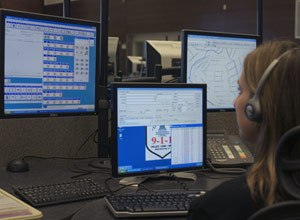 Photo Courtesy Intergraph Corp.The city of Columbus, Ohio, is installing a new CAD system, developed by Intergraph Corporation, that will allow dispatchers to be able to locate responders at all times.