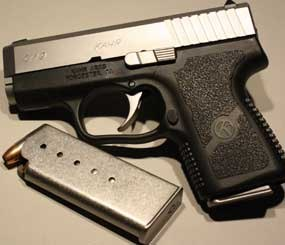 Shipping only one magazine with the pistol is part of how Kahr can shave $221 off the price of their identically-sized PM9, but it should be illegal to sell any defensive pistol with only one magazine. (PoliceOne Image)