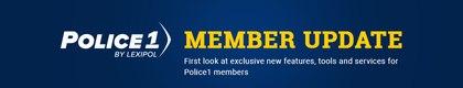 Police1 Member Update