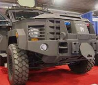 SHOT Show 2014: Lenco Armored Vehicles offer serious protection