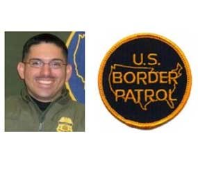 Agent Leopoldo Cavazos Jr., 29, was on patrol near Fort Hancock when a fatal ATV accident occurred. (Officer Down Memorial Page Image)