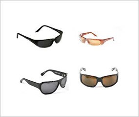 Lx Polarized Optics offers sunglasses in a variety of styles. (Image courtesy of Lxpolarized.com)