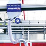 Grant Assistance Available for MagneGrip Exhaust Removal Systems