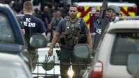One suspect cleared in Navy Yard shooting