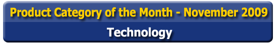 Product Category of the Month - Technology