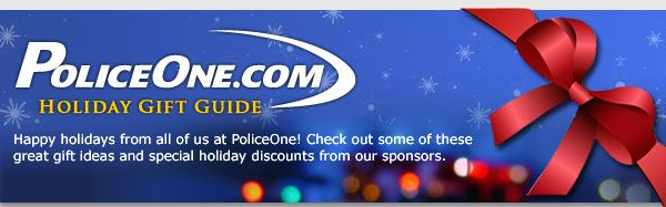 PoliceOnes Holiday Gift Guide
