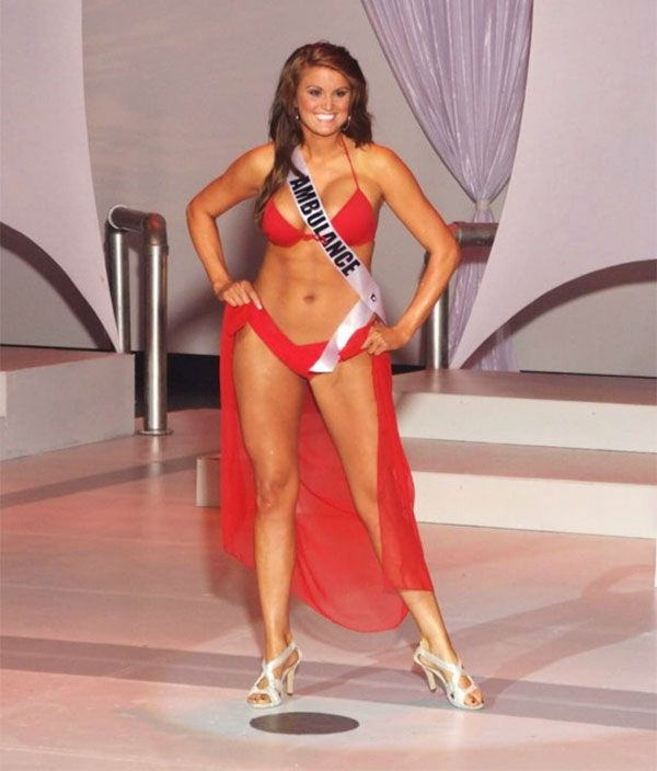 AEMT Page Glass Miss Tennessee