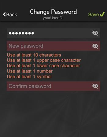 Pulsara App Version 6.1 Website Portal