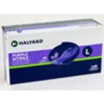 Halyard Purple Nitrile Gloves