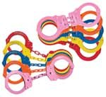 Color Plated Restraints