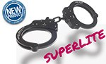 Superlite Chain Link Handcuff - Model 730C