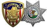 Custom Police Decals