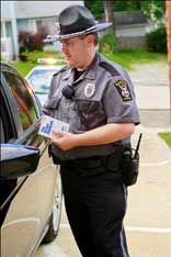 Portage Officer