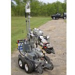 POWER HAWK N.E.R.A.T. Unmanned Robot