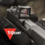 Trijicon RMR® Type 2 (Ruggedized Miniature Reflex)