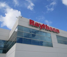 The Raytheon Regional Technology Center is a nice building. But that's not all... not by a long shot. (Photo by PoliceOne Senior Editor Doug Wyllie)