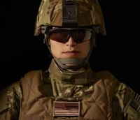 SHOT Show 2011: Revision introduces Sawfly ballistic eyewear in size small