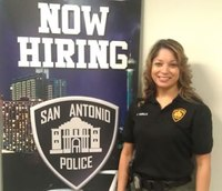 A police department that's 'always hiring'