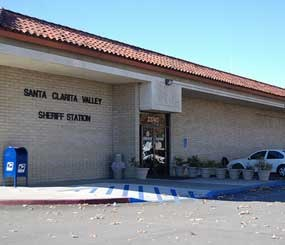 LAPD detective Susan J. Clemmer shot herself at theSanta Clarita Sheriff's Station in Los Angeles County, Calif. (Photo: Santa Clarita Sheriff's Department)