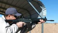 Firearms Review: The SIG 551A1