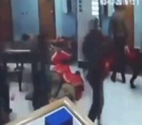 Video: 20 Calif. inmates brawl, spur lockdown