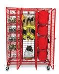 Seattle Equipment Storage System