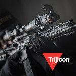 Trijicon SNIPE-IR ™ THERMAL CLIP-ON