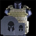 Level III+ AR550 Body Armor Package