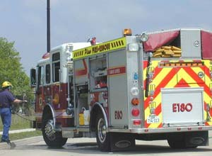 Photo Ron MooreView Innovations in Apparatus Conspicuity slideshow