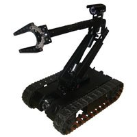 LT2 Tracked Surveillance Robot