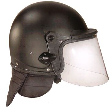 Model S1612CSA Riot Helmet from Super Seer