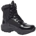 CLASS-A TR906Z: Hot Weather High Shine Side-Zip Boot