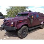 Sentinel Armored Response Vehicle XL