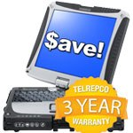Refurbished Toughbook Deals! Panasonic Toughbook CF-19 w/ 3yr warranty