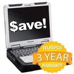 Refurbished Toughbook Deals! Panasonic Toughbook CF-30 & Toughbook CF-31