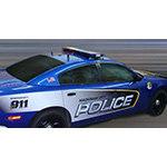 Custom Police Car Graphics