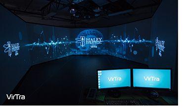 VirTra and Haley Strategic partnership