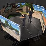 VirTra V-300LE® The Original Immersive Judgment Training Simulator