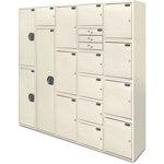 Lockers and Lockboxes