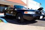 Lite Refurbishing Program of Ford Crown Victoria Police Interceptor