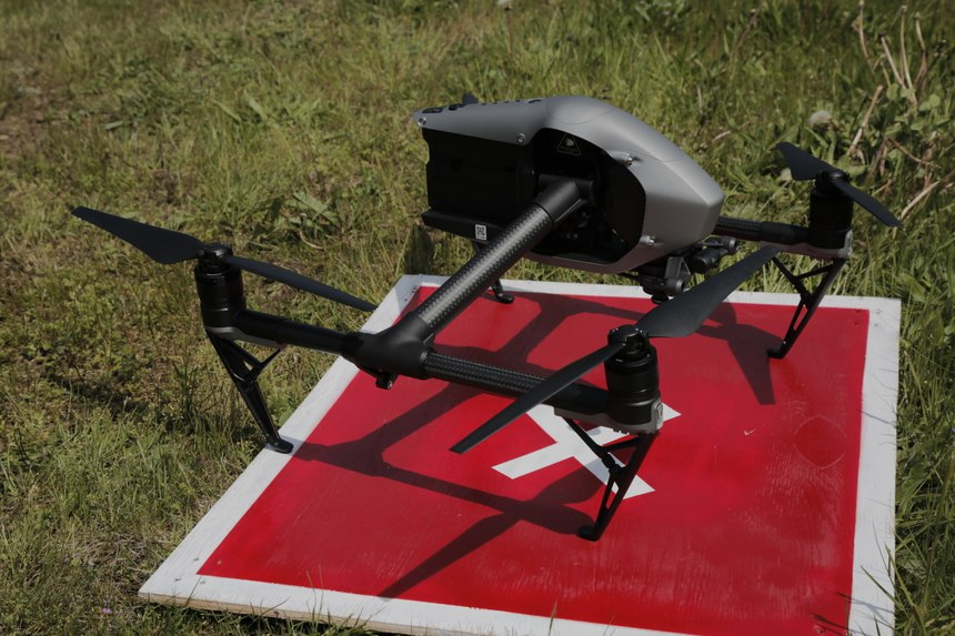 Over the last several years, Tukwila PD has monitored advances in UAS technology while awaiting FAA regulations for integration of commercial and public use of UAS in the national airspace. (Photo/Tukwila PD)