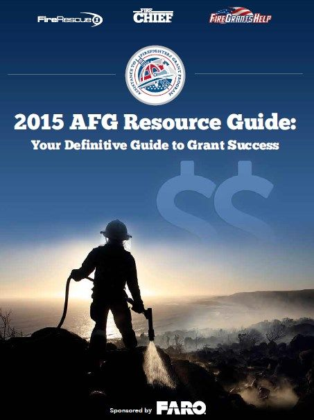 Download the 2015 AFG Success Guide