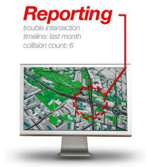 Appriss' Collision Reporting Solutions  system allows officers to enter in collision information directly at the scene, saving time throughout the entire process of reporting, and minimizing unavailability-of-resource time during a given shift