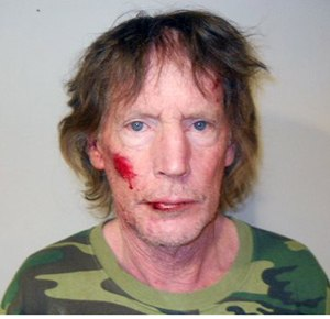 Authorities say  Harry Carl Mapps is suspected of killing three people and setting fire to a home in southern Colorado. He was captured in Oklahoma after a nationwide manhunt on Saturday, Dec. 28, 2013. (Image AP/Pueblo County, Colo., Sheriff's Department)